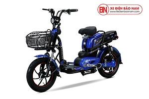 Xe đạp điện Osakar New Style 2020 màu xanh