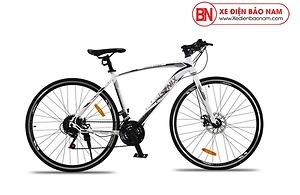 Xe đạp thể thao Fornix FR303 mới nhất màu trắng