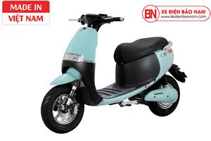 Xe máy điện Gogo osakar màu xanh ngọc