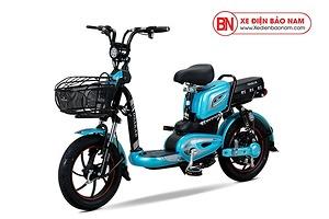 Xe đạp điện Osakar New Style 2020 màu xanh ngọc