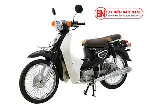 Xe Cub New 50cc màu đen