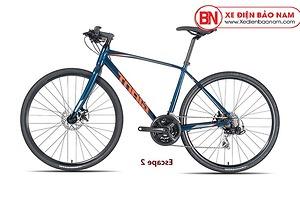 Xe đạp Giant Touring Escape 2 màu xanh