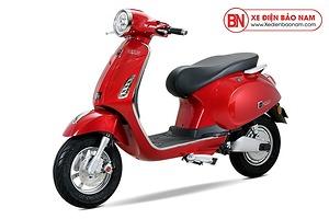 Xe máy điện Vespa Osakar NispaSE màu đỏ