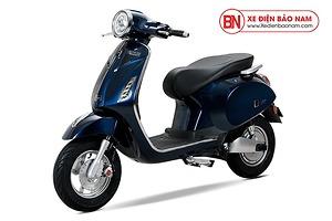 Xe máy điện Vespa Osakar NispaSE màu xanh cửu long