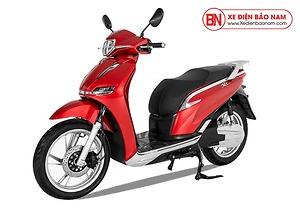 Xe máy điện Pega eSH màu đỏ mới nhất