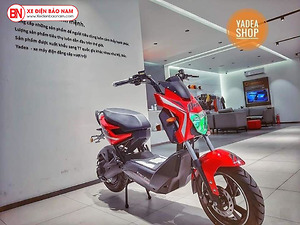 Xe Máy Điện XMen NEO YADEA Màu Đỏ