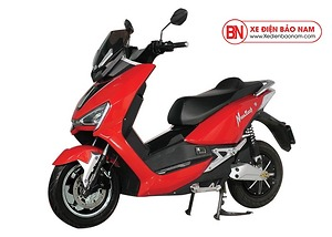 Xe gaPega Newtech màu đỏ