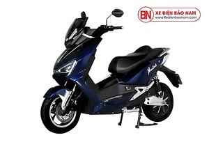 Xe gaPega Newtech màu xanh