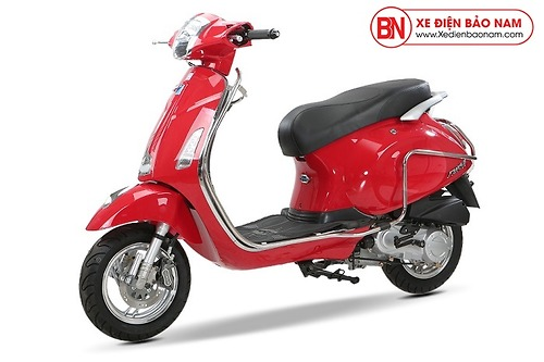 Xe ga 50CC Nio F1 Nioshima màu đỏ