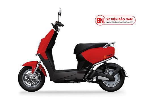 Xe máy điện Yadea E3 màu đỏ