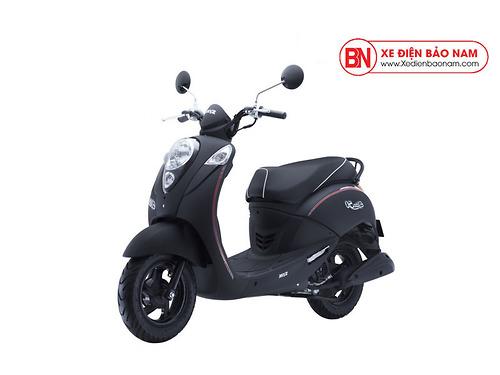 Xe ga 50cc Elite Sym màu đen nhám