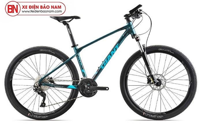 Xe đạp ATX 860 màu xanh mới nhất 2020