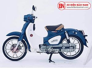 XE CUB 50CC ESPERO CLASSIC VVIP MÀU XANH