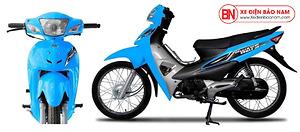 Xe máy 50cc DK WayS màu Xanh