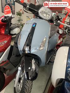 Xe ga 50cc Nio S Plus 2020 Màu Xanh Đá
