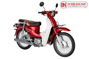 Xe Cub Halim 50cc 2021 Màu Đỏ