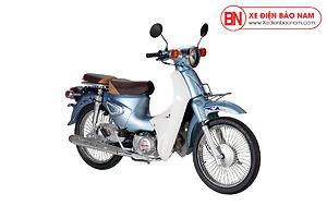 Xe Cub Halim 50cc 2021 Màu Xanh Da Trời