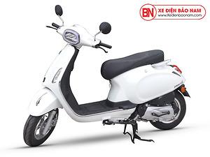 Xe ga 50cc Nio S Plus 2020 Màu Trắng