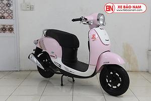 Xe ga 50cc Giorno Hyosung Màu Hồng