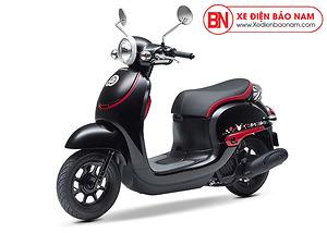 Xe ga 50cc Honda Giorno Nhật Bản nhập khẩu màu đen đỏ