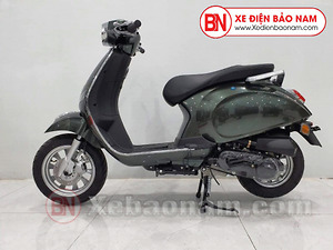 Xe Ga 50cc JVC Eco Màu Xanh Rêu