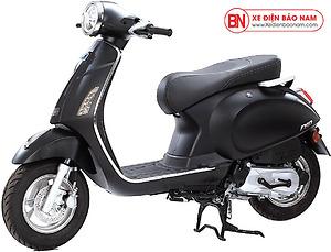 XE GA 50CC NIOSHIMA 2020 màu đen