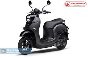 Xe ga 50cc Yamaha Vino Nhật Khẩu Màu Đen