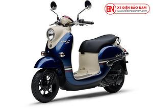 Xe ga 50cc Yamaha Vino Nhật Khẩu Màu Xanh Đậm