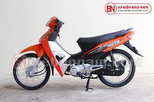 Xe máy 50cc DK WayS màu Cam