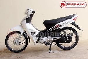 Xe máy 50cc DK WayS màu trắng