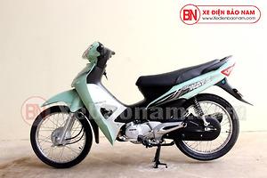 Xe máy 50cc DK WayS màu xanh ngọc