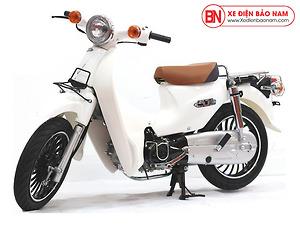 Xe Cub 50cc Lùn Bánh Béo