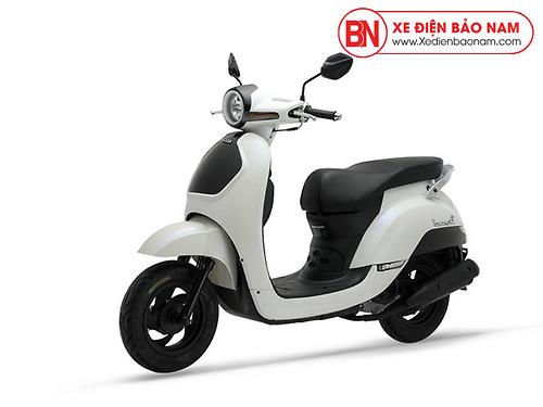 Xe ga 50cc Ally Diamond màu trắng 2019